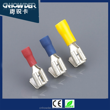Pbdd 1.25-250 Insulated Plastic Wire Connector Battery Terminal ...