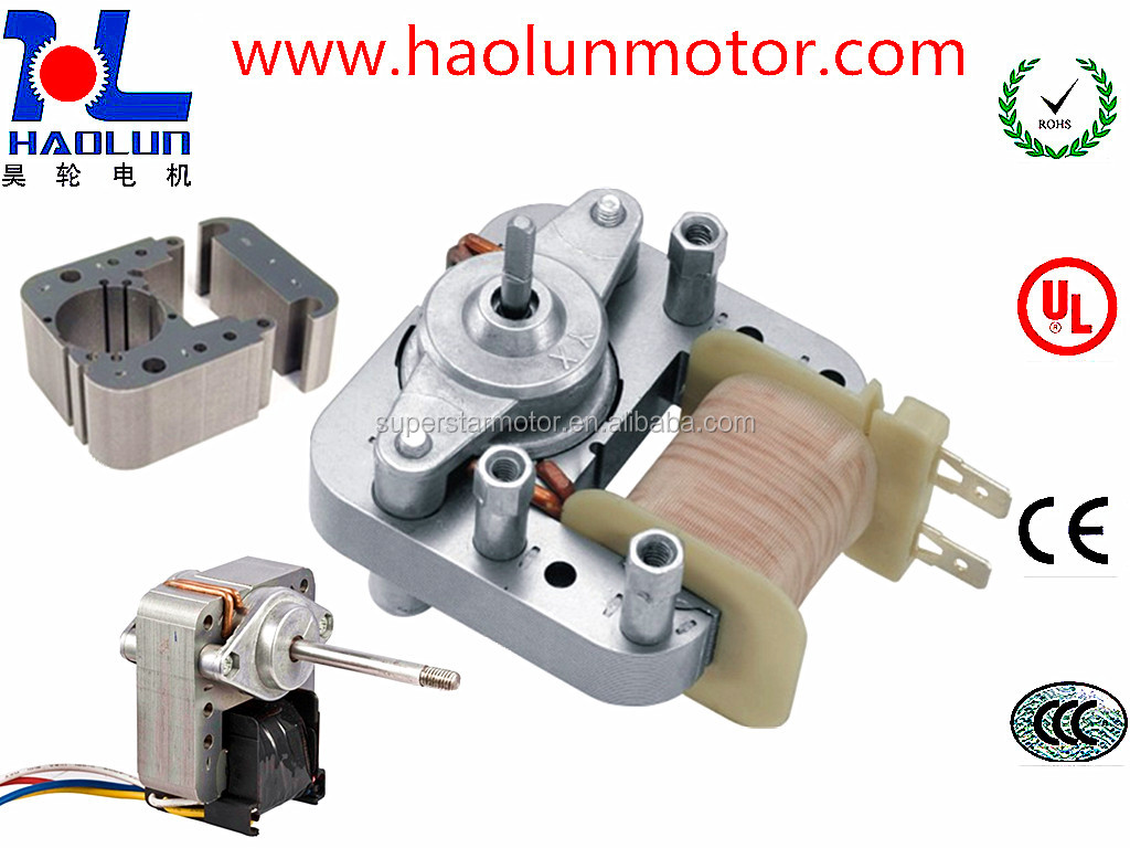 100 Voltage Single Phase Shade Pole Motor