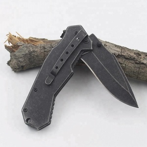 Stainless Steel Pocket Folding Knife for Camping Survival Tactical Hunting