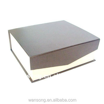 hot sale gift boxes with magnetic lid, gift box packaging with high quality