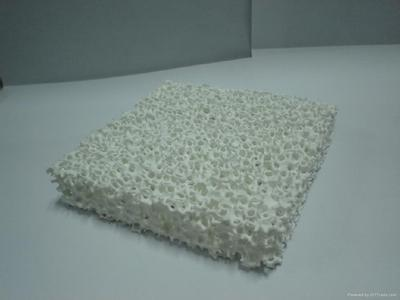 reliable quality ceramic foam filter
