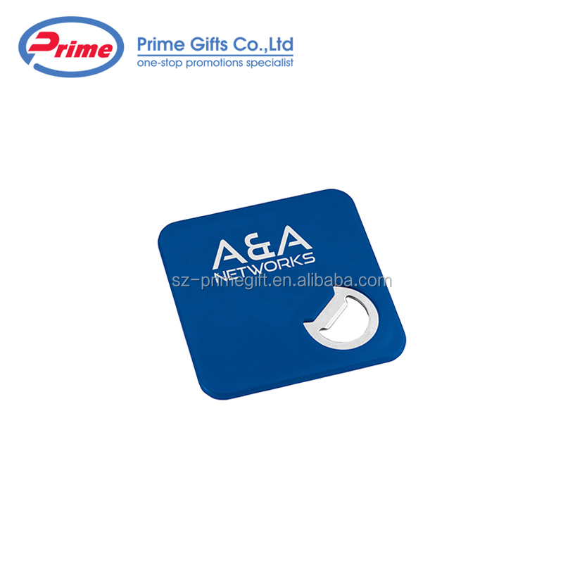 Promotional Coaster and Bottle Opener for Sale