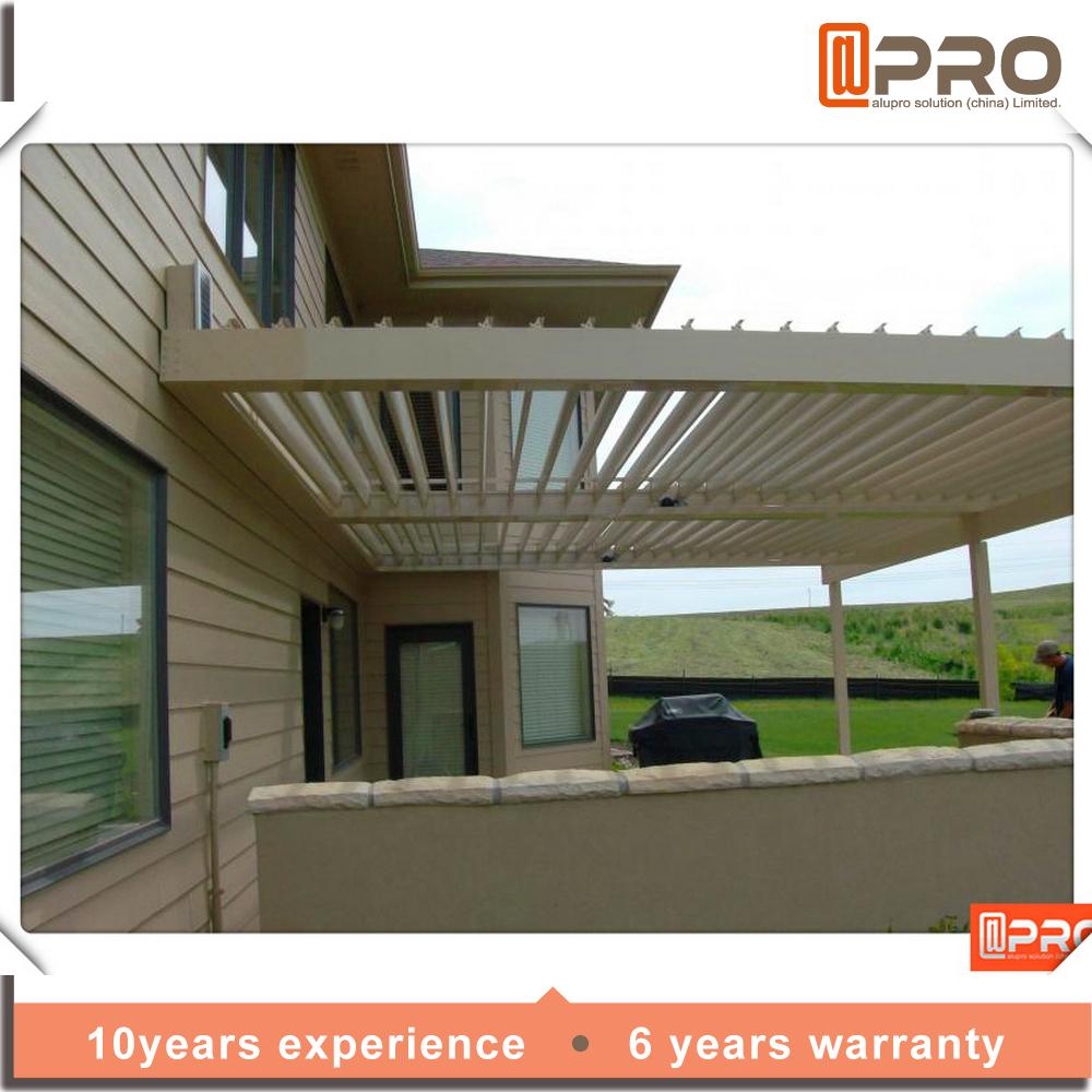 Ajustable de aluminio motorizadas persianas solares for Persiana claraboya