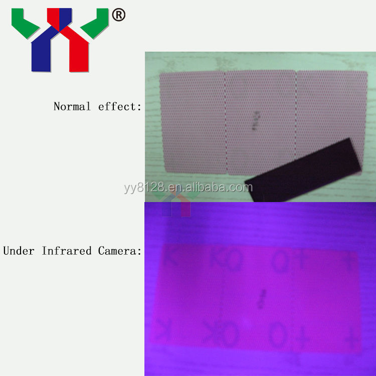 Ceres infrared absorbing security infrared black ink