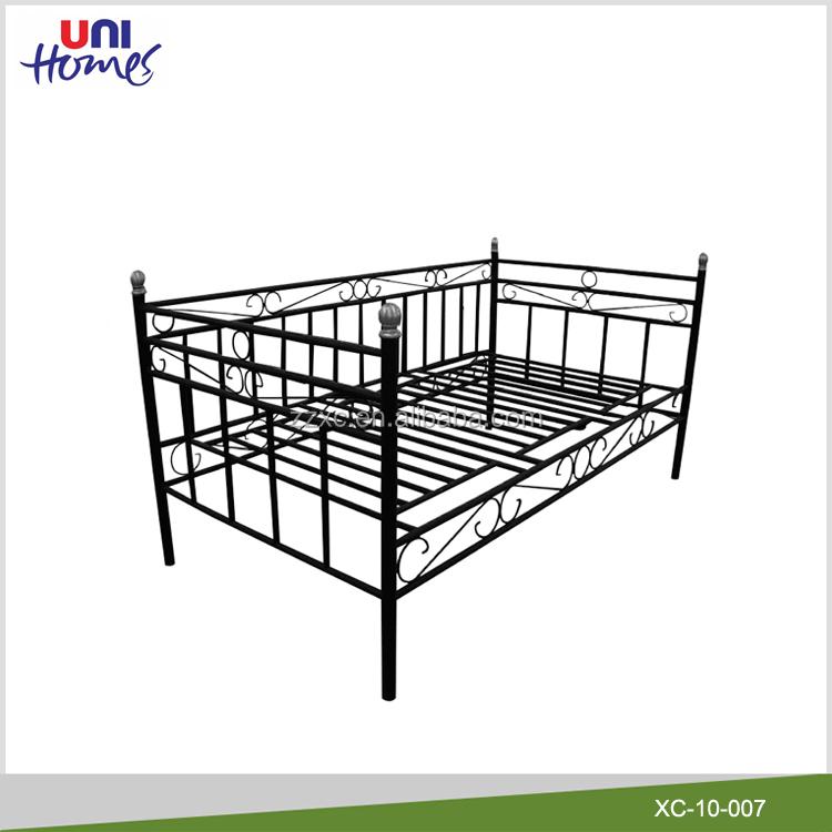 Finden Sie Hohe Qualität Metall Tagesbett Hersteller und Metall ...