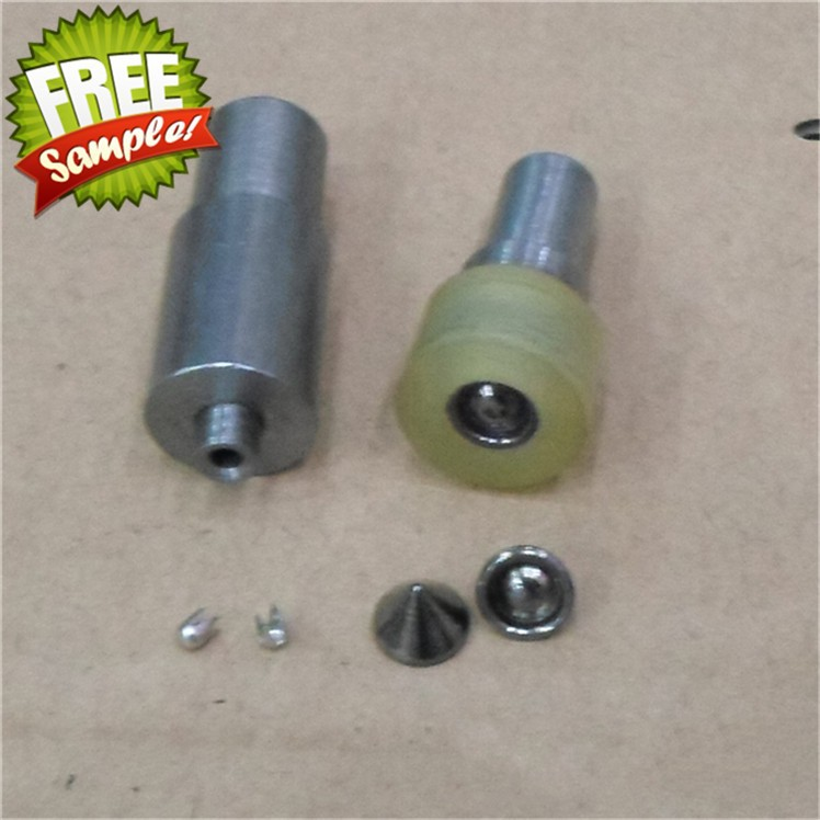 bottom 8 X high 6MM conical plastic Rivet Electric mold ABS bullet pointed nails machine abrasive