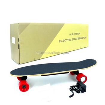 High Speed Motor Powered Skate Board Magneto Yuneec E Go