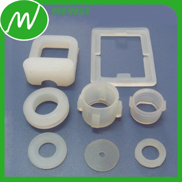 China Solid Heat Resistant Silicone Gasket Ring