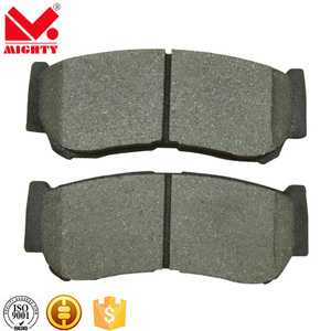 Best Bus Parts Semi Metallic Disc Bus Wholesale Brake Pad Shim GDB3419
