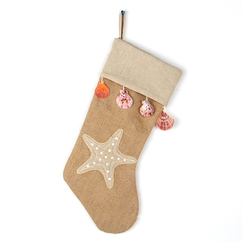 rustic christmas decor burlap christmas stockings personalized for sale