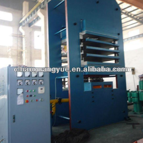 Real China Manufacturer used tire vulcanizing equipment