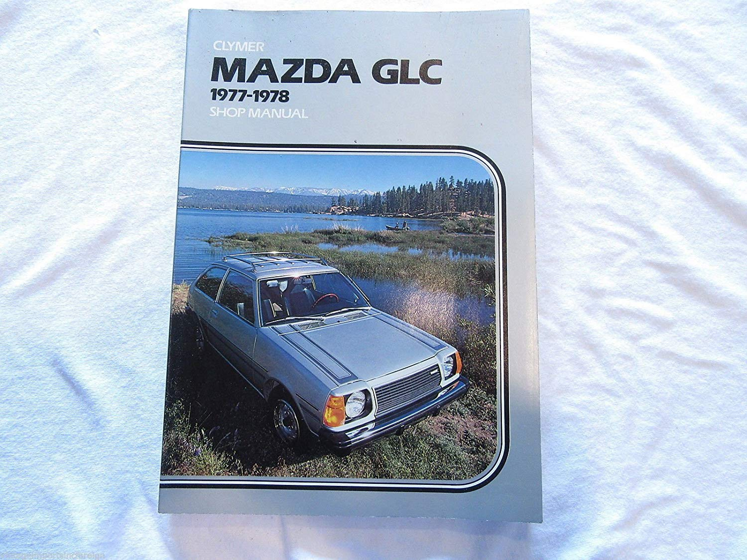 Get Quotations · Mazda GLC New Clymers Brand Shop Manual A262