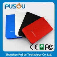 Factory price computers consumer electronics solar power bank 4000mah