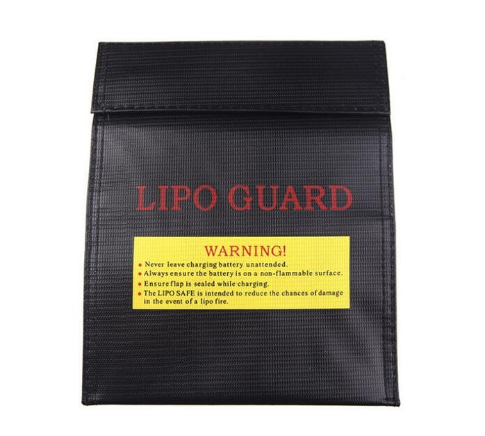 K-power KD01 Brandwerende LiPo Batterij Lading Safe Guard Tas