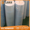 100%cellulose mesh spunlace fabric baby tissue raw material