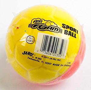 Ja-Ru Air Foam Sport Ball