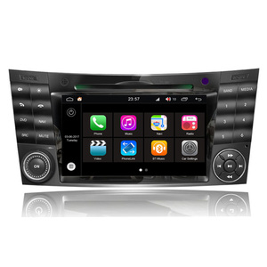 Hifimax Android 7 1 Car Multimedia For Mercedes Benz W211 E Class  (2002-2009) CLS W219 WITH QUAD CORE 2G RAM