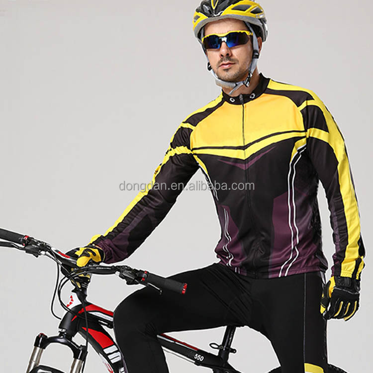 Fashionable Sexy Sport Suit Men And Cycle Clothes Men Or Cycling