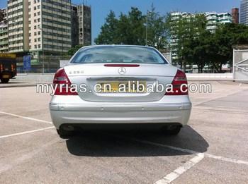 Car Wholesale Rear Bumper For Mercedes Benz E Class W211