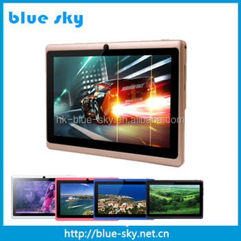 7inch high quality hot selling promotional products q8 convertible tablet pc
