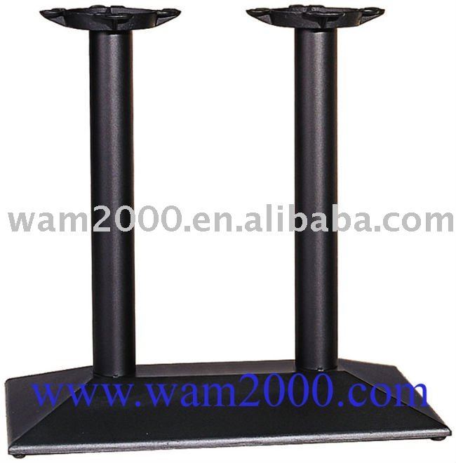 Cast Iron Table Base for bar table or dining table