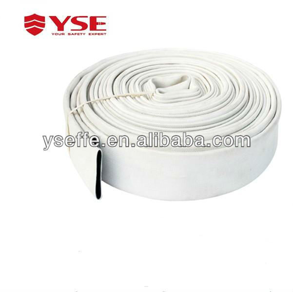 PU/PVC/RUBBER/EPDM lining fabric fire hose