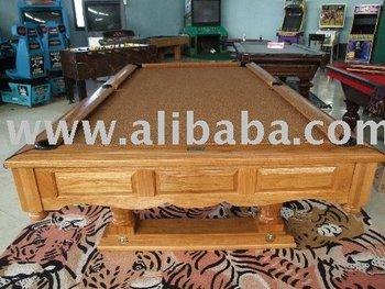 Brunswick prestige 9 39 oak pool table limited edition buy for Prestige homes new brunswick
