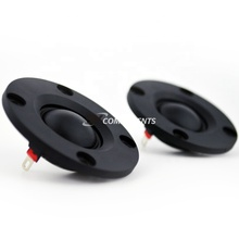 1 Pasang DIY Audiolabs 2 Inch HI FI Sutra Lembut Dome <span class=keywords><strong>Speaker</strong></span> Tweeter Diafragma Driver Unit <span class=keywords><strong>6</strong></span> <span class=keywords><strong>Ohm</strong></span> Driver <span class=keywords><strong>Speaker</strong></span>