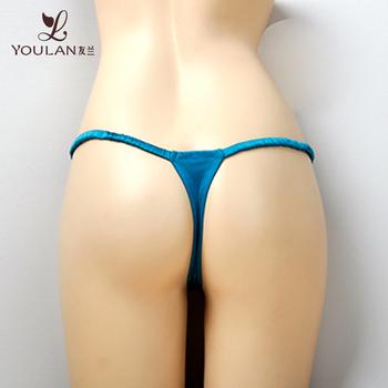 2ad7f0766f1 Sous-vêtements Sexy Dentelle Avant String Culotte Transparente - Buy ...
