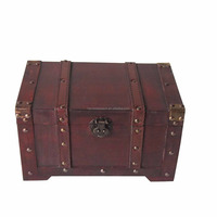 2018 luxurious wooden packing box from direct factory