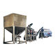 Crude sea/rock salt washing production processing machine