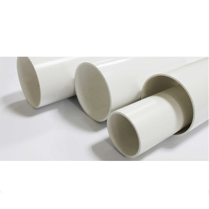 Chinese supplier BS 3/4 inch PVC pipes for water supply