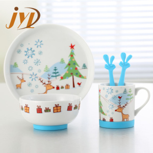 OEM allow 200cc porcelain bulk christmas mugs for promotion