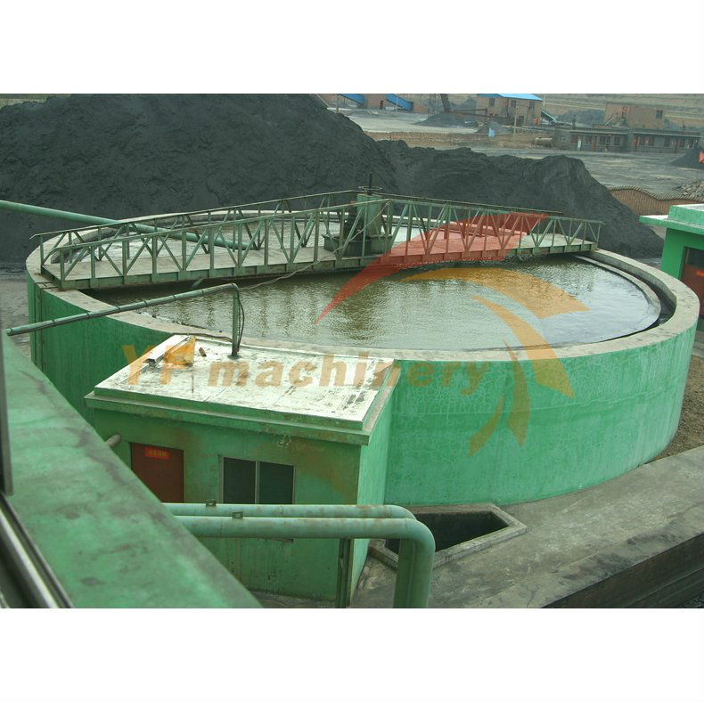 chrome ore concentrate machine/concentrator/thickner