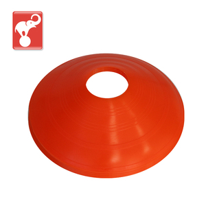 Hot Sale training agility soccer Marker dome cones set with stand