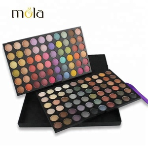 120 color makeup naked eyeshadow