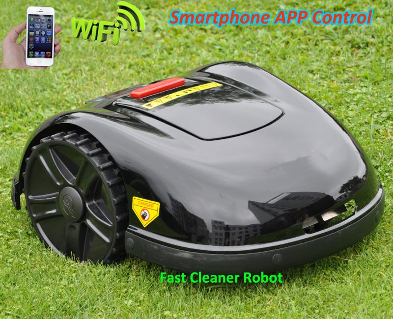 date et meilleur 5 me g n ration gyroscope fonction auto tondeuse gazon robot e1600t avec 13. Black Bedroom Furniture Sets. Home Design Ideas