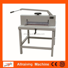Professional Manual high precision paper cutting machine with low price