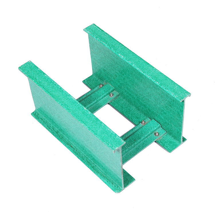 Anti-corrosion And Flame Retardant Fiberglass Cable Tray