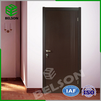 China Top Quality Supplier Teak Wood Plastic Composite Front Door Design