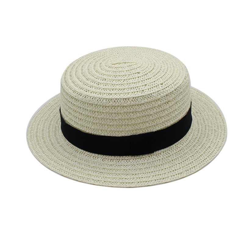Sun Hats For Men Women Floppy Straw Summer Hats Brand Beach Lady Beach Panama Girl Cap Beach Travel Sun Hat Wholesale