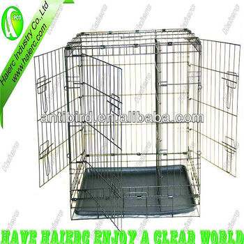 Tsa 24 Heavy Duty Metal Dog Cagepuppy Cage3 Side Doors Buy