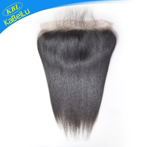 KBL 100% natural virgin brazilian full lace frontal closures, cheap transparent lace frontal