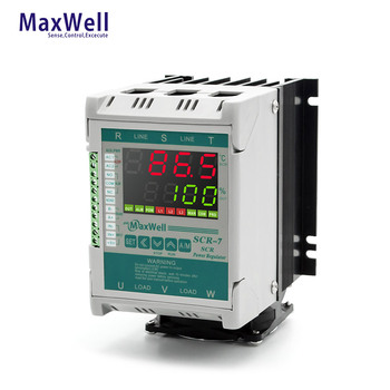 Gmax T6/T7 intelligent 0-10V 4-20mA input scr power regulator