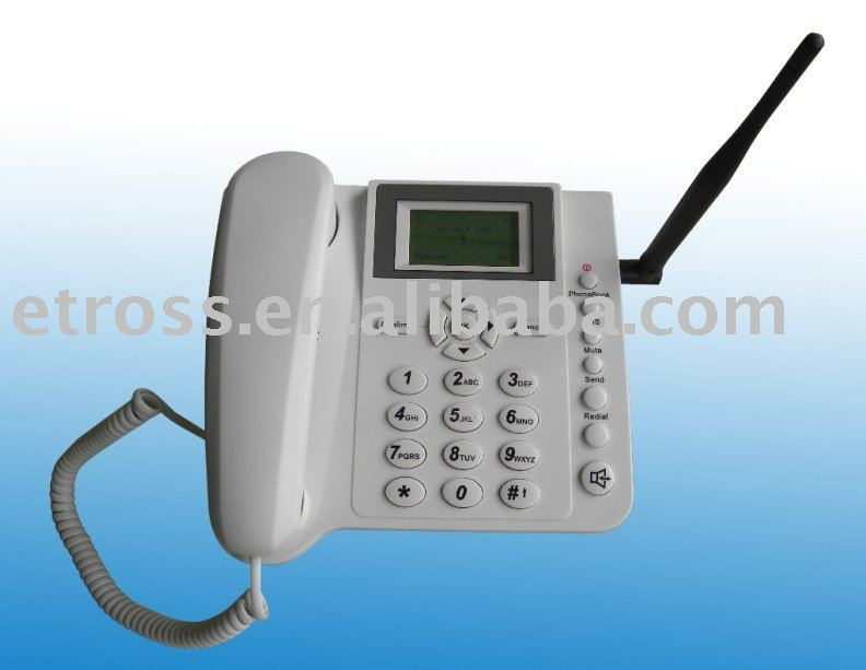 Hot-selling GSM Fixed Wireless Phone / GSM FWP