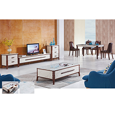 High quality chest of drawer end table wooden sofa set designs for home project