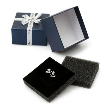 Quality Rigid Paper Jewelry Gift Boxes Package With Satin Ribbon And Foam Tray Bracelet Jewelry Boxes Buy Rigid Paper Gift Boxes Jewelry Gift