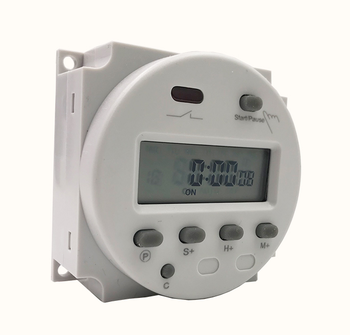 Cn102a Small Microcomputer Circulation Control Switch Time Control Power  Timer Infinite Loop 12v24v110v220v - Buy Cn102a,Cycle Time Control