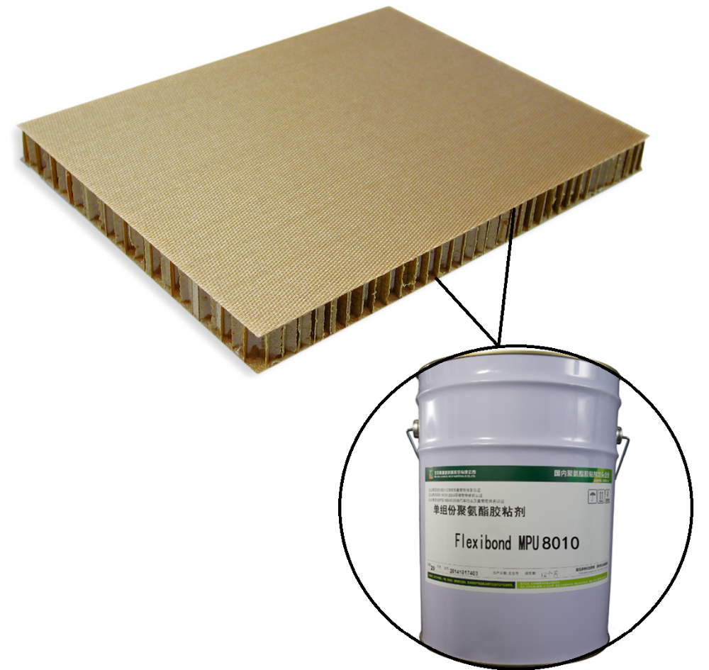 Good Quality One Component Polyurethane Main Raw Material Adhesive for Gypsum Plaster Board