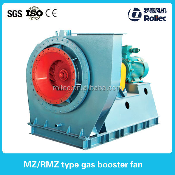Exhaust industrial cfm ventilation fan housing with fan for oven